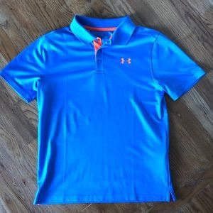 Under Armour polo shirt, Youth Large